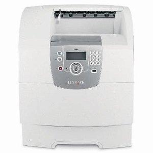 Impressora Laser Lexmark T644 644 Revisada