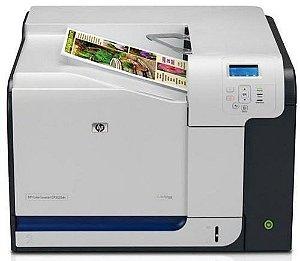 Impressora Laser Color Hp Cp3525n Cp3525 Cp 3525