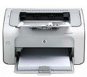 Impressora laser HP P1005 P 1005