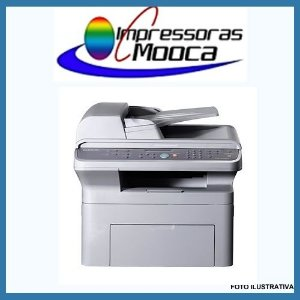 Impressora Multifuncional Samsung Scx4725fn 4725fn 4725