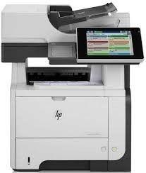 Impressora Multifuncional Hp Enterprise Lj 500mfp M525 M 525