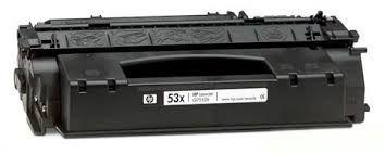 Toner l HP Q7553X Q7553XB | 2014 2014N 2015 2015N P2014 P2015 M2727 | 5k