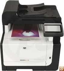 Impressora Multifuncional Laser Color Hp Cm1415fn 1415