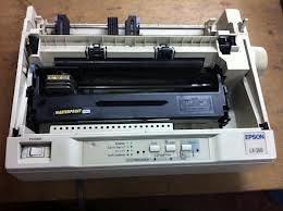 Impressora Epson Lx300 Lx 300 sem tampas