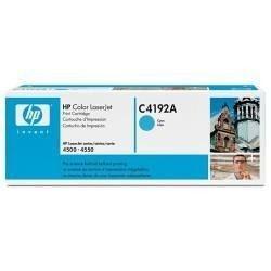 Toner Hp C4192aa - Cyan - Cian - Azul