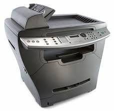Impressora Multifuncional Laser Lexmark X342n X 342 N