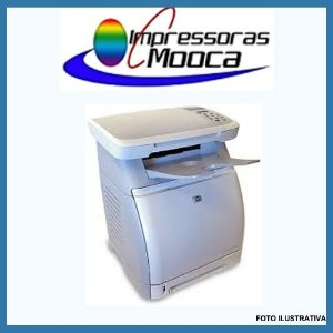 Impressora Multifuncional Laser Color Hp Cm1017 1017