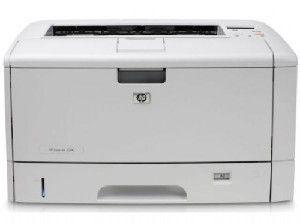 IMPRESSORA HP 5200N 5200 - LASER A3 - 16A