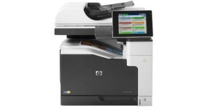 MULTIFUNCIONAL HP LASERJET ENTERPRISE 700 M775DN M775 775 COLOR A3 PN CC522A
