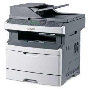 Impressora Multifuncional Laser LEXMARK X264 X 264