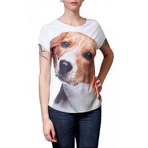 Camiseta Evasê BEAGLE
