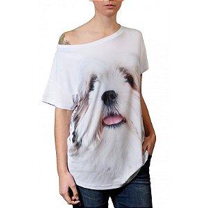 Camiseta Quadrada LHASA APSO