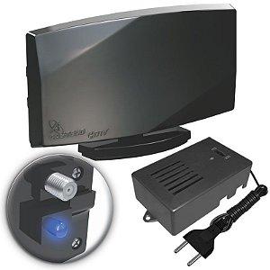 Antena Castelo Digiblack M1068 UHF Digital