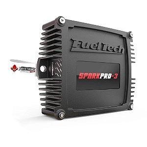 SparkPRO-3 Fueltech - com chicote de 2 Metros