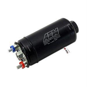 Bomba De Combustível Externa AEM 400lph