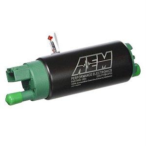 Bomba De Combustível Interna AEM 340lph (E85)