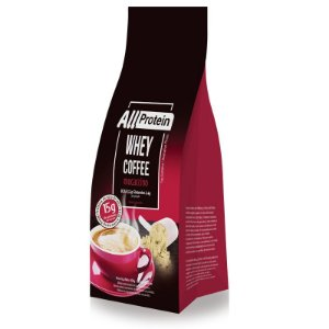 1 Pacote de Whey Coffee Mocaccino 300g (12 doses) - All Protein