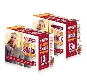 2 Caixas de Protein Snack MultiGrãos All Protein 14 unidades de 30g - 420g