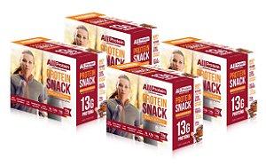 4 Caixas de Snack Protein MultiGrãos All Protein 28 unidades de 30g - 840g