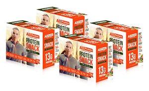 4 Caixas de Protein Snack Pizza All Protein 28 unidades de 30g - 840g