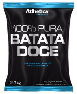 100% PURA BATATA DOCE 1KG - Atlhetica