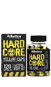 Hardcore Yellow Caps (120 caps) - Atlhetica Nutrition