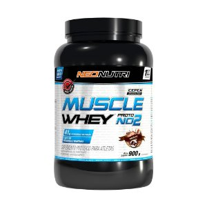 Muscle Whey Proto NO2 (900g)