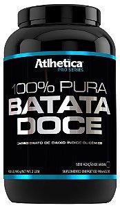 100% Pura Batata Doce (900g) Atlhetica Nutrition