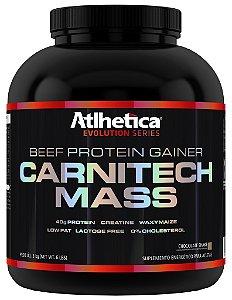 Carnitech Mass (3kg) - Atlhetica