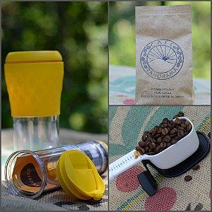 Pressca + 250 g de café + Dose certa