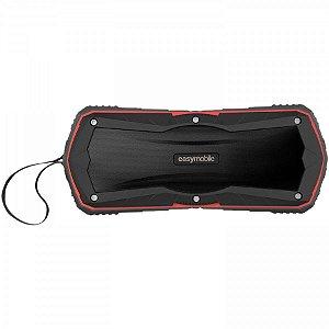 Caixa de Som Energy Box com Bluetooth e Carregador Portátil Power Bank Easy Mobile