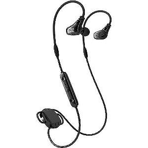 Fone de Ouvido Esportivo Sem Fio Easy Mobile Runner Bluetooth Preto