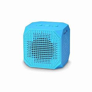 Caixa de Som Portátil Easy Mobile Wise Box Azul