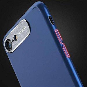 Capa Classy Series da Rock para iPhone 7/8 - Azul