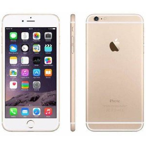 iPhone 6 Apple Dourado 32GB Desbloqueado - MQ3Y2BZ/A