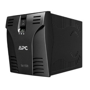 Estabilizador APC Microsol SOL 1500VA Bi-Volt