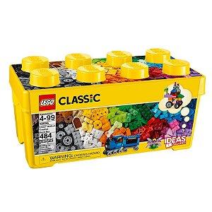 CAIXA MEDIA DE PECAS CRIATIVAS LEGO