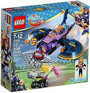 LEGO SUPER HERO GIRLS41230 PERSEG EM BADJET BATGIRL