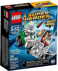 LEGO SUPER HEROES76070 POD MIC MULH MAR VS APOC