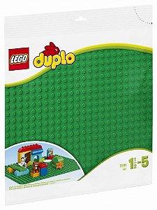 LEGO DUPLO2304 BASE VERDE GRANDE