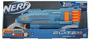 NERF ELITE 2.0 WARDEN DB-8 E9960