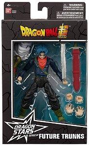 Figura de Animação - Dragon Ball Super - Dragon Stars - Future Trunks