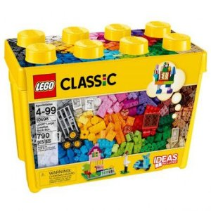 Lego Classic - 10698 - Caixa de Criatividade Grande - Original Lego