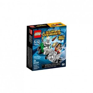 Lego Super Heroes - 76070 - Poderosos Micros: Mulher-Maravilha Vs. Apocalypse