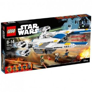 Lego Star Wars - 75155 - U-Wing Fighter Rebelde