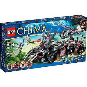 Lego Chima - 70009 Lobo de Combate