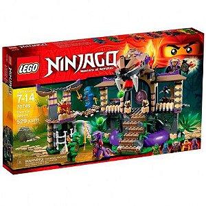 Lego Ninjago - 70749 - Entrada da Serpente