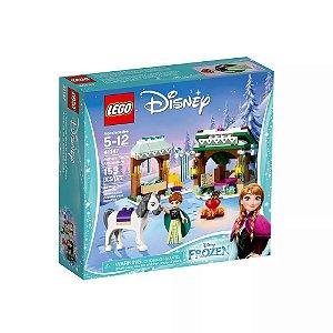 Lego Disney - 41147 - A Aventura na Neve da Anna