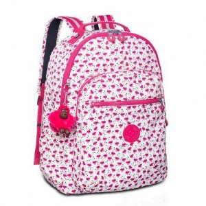 Mochila Seoul Up - Pink Wings - Kipling