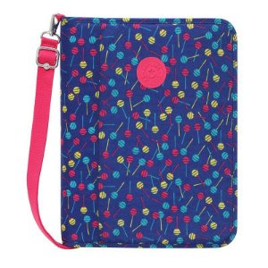 Fichario New Storer - Blue Lollipop - Kipling